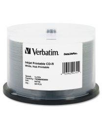 Tour de 50 CD-R DataLifePlus 80Min 52X imprimable