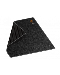 Tapis de souris de jeu CONTROL II - Large, Noir