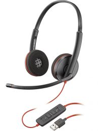 Casque Plantronics Blackwire C3220 USB