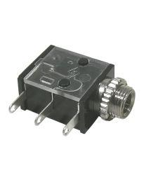 Connecteur à souder 3.5mm mono chassis