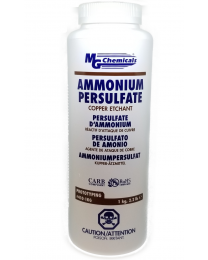 Persulfate d'ammonium 1kg
