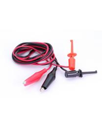 Kit de Cable jumper Alligator  et Test Clip