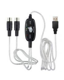 Manhattan adaptateur USB to MIDI