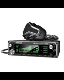 CB Bearcat 880 à contrôles rétro-éclairés, afficheur de fréquences et SWR