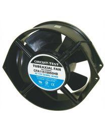 Ventilateur 115 vac 150 x 55mm 42w