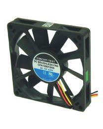 Ventilateur 12 vdc 80 x 80 x 15mm  2.6w