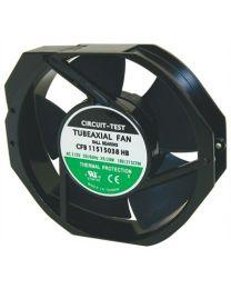 Ventilateur 115vac 150 x 172 x 38mm 27/26w
