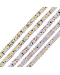 Bande LED 5M  12 Volts  IP30  60LEDS/M  BLANC