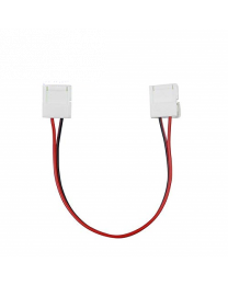 10mm PCB Single Color Cable-15CM Two connecors FOR LED STRIP