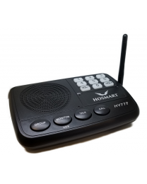 Intercom résidentiel FM 1500 Pieds 7 canaux