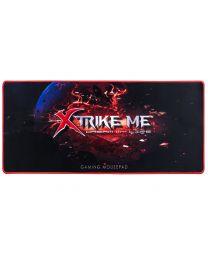 Xtrike Me Tapis de souris à surface sans friction et base anti-dérapante