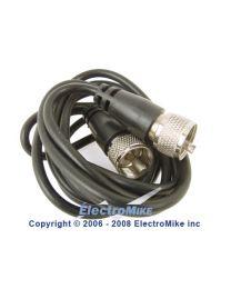 Câble de CB RG58/PL259/50'