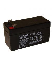 Batterie acide-plomb 12V 1.5 AH