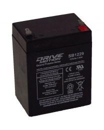 Batterie 12V 2.9AH