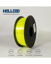 Filament Hello 3D Jaune Soie 1,75mm 1kg