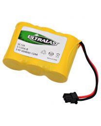 Batterie de remplacement pour téléphone sans fil, Ni-Cd, 3.6V 350mAh