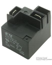 Relais SPST-NO 12VCC 30A montage sur plaque