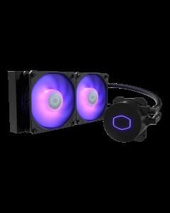 CoolerMaster MasterLiquid ML240L RGB V2, Close-Loop AIO CPU Liquid Cooler