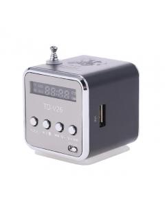 Mini radio portatif avec entré USB et Micro SD.