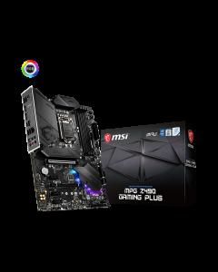 Carte mère MSI Z490 Gaming Plus