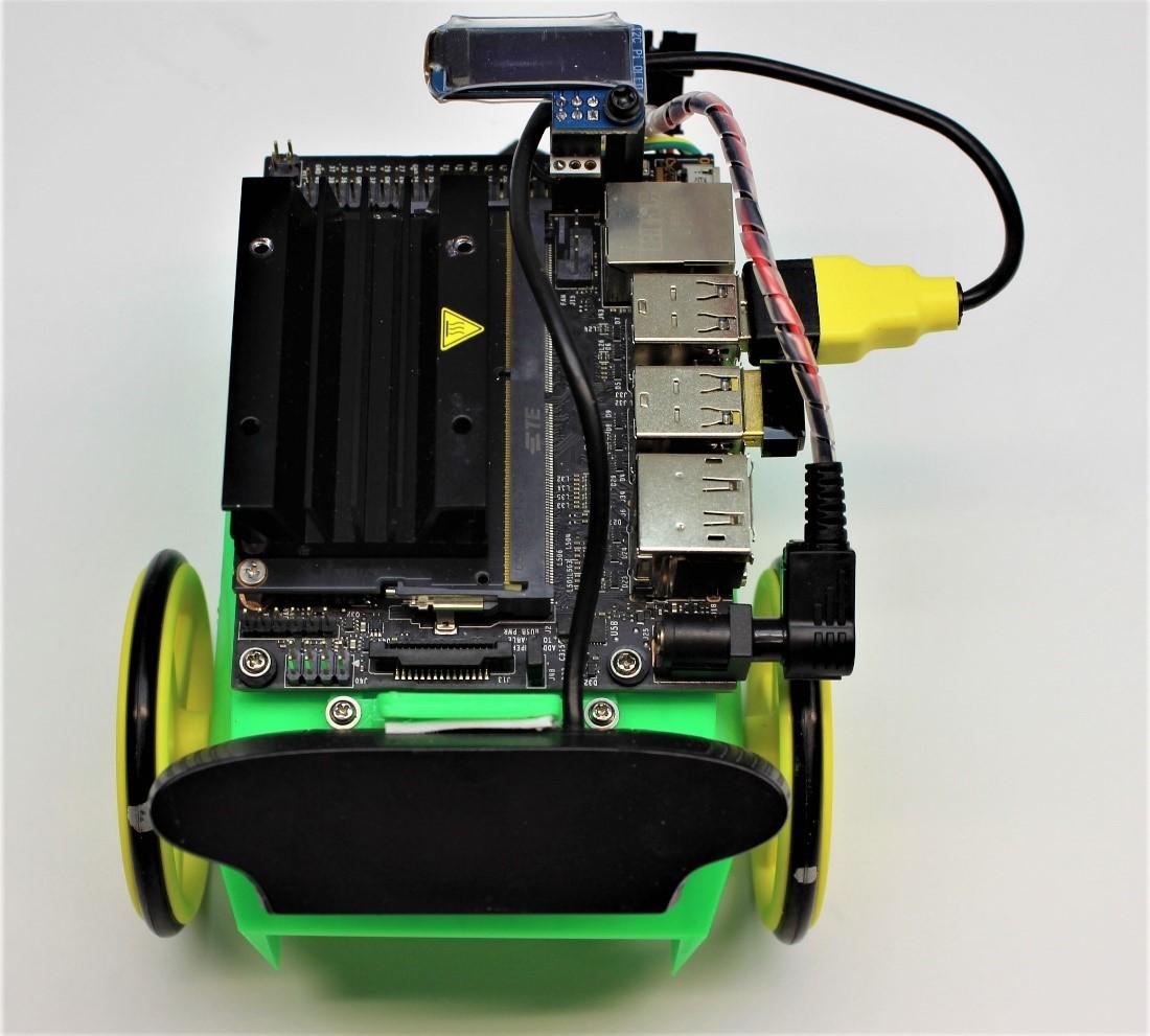 Robot Évolué 3