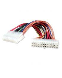 Adaptateur de prise de bloc d'alimentation ATX 20Pins Mâle à 24Pins Femelle