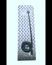 Antenne CB magnetique 15 pouces