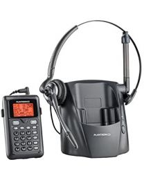 Téléphone sans-fils avec casque et afficheur DECT6.0 300pieds