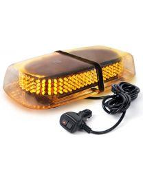 Strobe Ambre 12 volt 240 LED magnetique pour vehicule