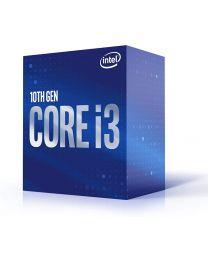 Intel Core i3 (10th Gen) i3-10100 Quad-core (4 Core) 3.60 GHz Processor