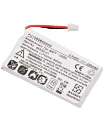 Batterie de remplacement pour oreillette Plantronics CS-50/CS/55