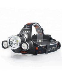 Lampe frontale XM-T6X3 LED