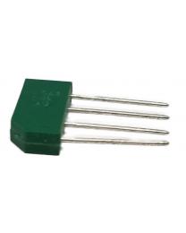 Pont de diode 100V 2A