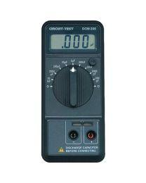 Capacimètre digital