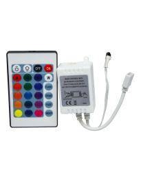 LED CONTROLLER 5V,12V,24V, Dimmable lightness, speed , 12V*6A-72W