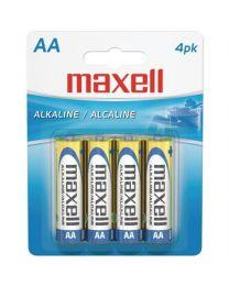 Pile AA Alcaline paquet de 4