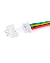 5 x Connecteur JST 1.25mm 3 pins avec pcb femelle