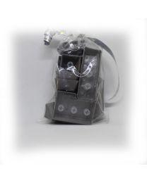 Ensemble de keycap pour touches de contrôle charcoal