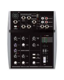 Console analogique, interface USB, 5 canaux + Cubase