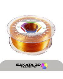 Filament PETG SAKATA 3D 1,75mm 1KG AMBRE