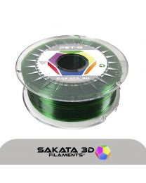 Filament PETG SAKATA 3D 1,75mm 1KG Emeraude