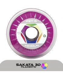 Filament PETG SAKATA 3D 1,75mm 1KG Fucshia
