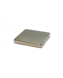 Aimant carré Rare Earth 20 x 20 x 3 mm