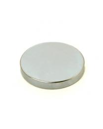 Aimant rond Rare-Earth 3mm d'épais 30 mm de diamètre