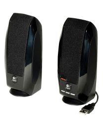 Logitech Système de Haut-Parleurs 2.0 USB 1.2W