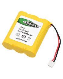 Batterie de remplacement pour téléphone sans fil, Ni-Cd, 3.6V 600 mAh