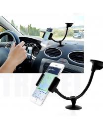 Support cellulaire pour voiture avec bras long