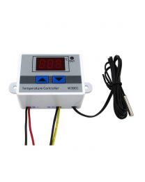 Thermostat Intelligent 110Volts avec affichage LED  Boitier Blanc