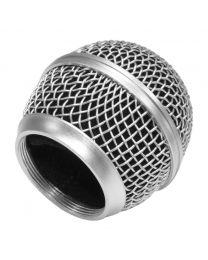 Grille de remplacement pour microphone