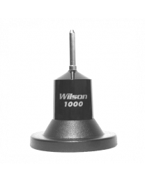 Antenne CB Wilson 1000 magnétique noire